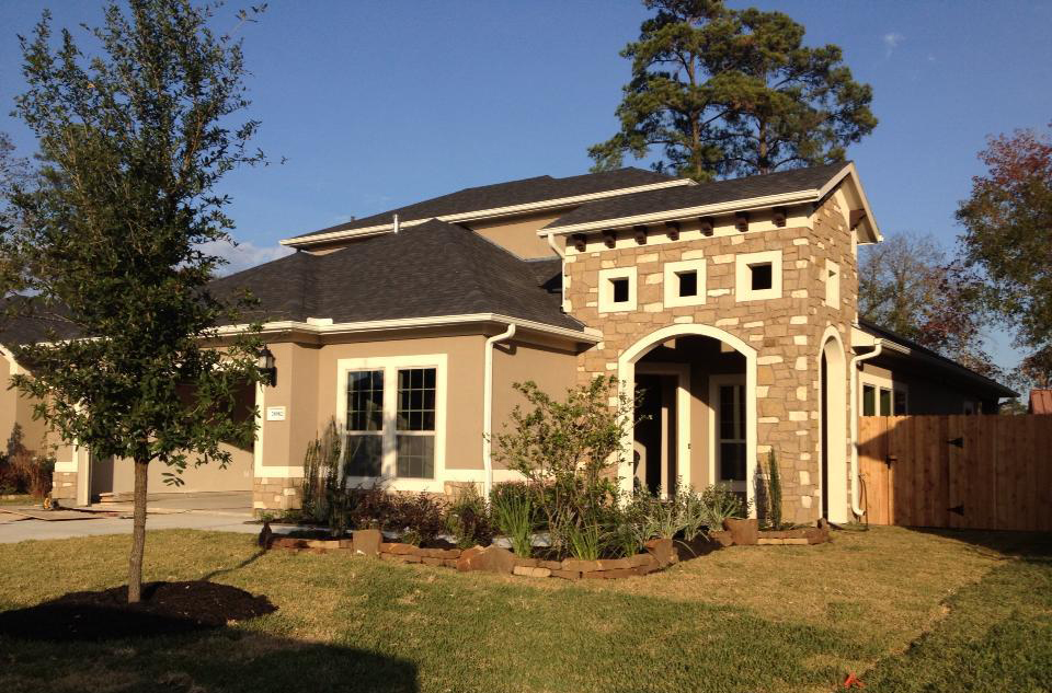Tuscany woods by drake homes inc houston texas drake homes Drake homes inc