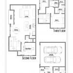 The Villas on Eighteenth St Floorplan