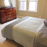 Master Bedroom - The Villas on Eighteenth St.