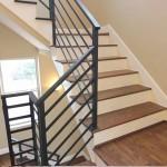 Stairwell - The Villas on Eighteenth St.