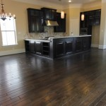 1302 Hawthorne Living Dining Kitchen areas