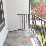 1302 Hawthorne Master Bedroom Porch