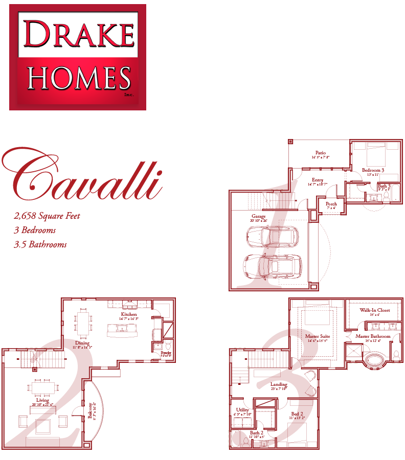 1000 images about floorplans on pinterest for Drake homes inc