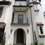 1302 Hawthorne St - front door