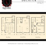 Decatur floorplan