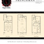 Frenchman floorplan
