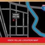 Knox Villas Map