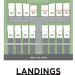 Landings On Ninteenth Site Map