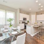 Kitchen and Dining Area - Sofia Floorplan