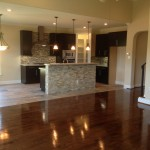 Tuscany Woods Kitchen/Living Room