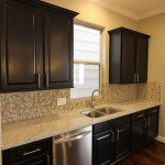 Kitchen by Drake Homes Inc Houston, TX