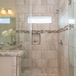 Landings on Nineteenth third floor master bath shower