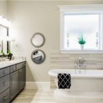 Ashland South - Cornell - Master Bath
